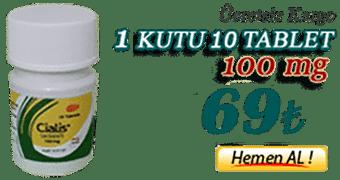 cialis 100 mg 10 tablet 1 kutu